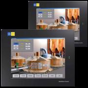 Panele HMI Quickpanel Control