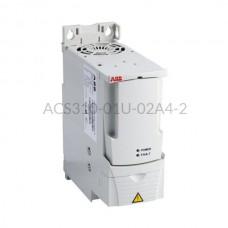 Falownik ACS310-01U-02A4-2 1x230 VAC 0,37 kW ABB