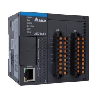 Sterownik PLC AS200 8 wejść / 6 wyjść NPN Delta Electronics AS218TX-A