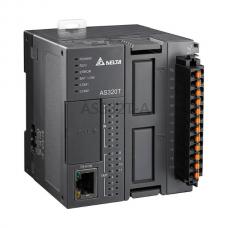 Sterownik PLC AS300 16 wejść/16 wyjść NPN Delta Electronics AS332T-A