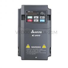 Falownik 1-fazowy 0,75 kW 230VAC Delta Electronics VFD007CB21A-21M