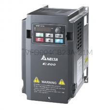 Falownik 3-fazowy 0,4 kW 230VAC Delta Electronics VFD004CB23A-21M