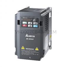 Falownik 3-fazowy 0,75 kW 460VAC Delta Electronics VFD007CB43A-21M