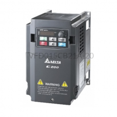 Falownik 1-fazowy 1,5 kW 230VAC Delta Electronics VFD015CB21A-20