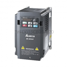 Falownik 3-fazowy 1,5 kW 230VAC Delta Electronics VFD015CB23A-20