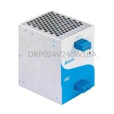 Zasilacz DRP024V240W1BA na szynę Delta Electronics 240W 85...264VAC 24VDC