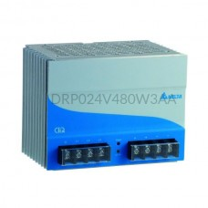 Zasilacz DRP024V480W3AA na szynę Delta Electronics 480W 320...575VAC 24VDC