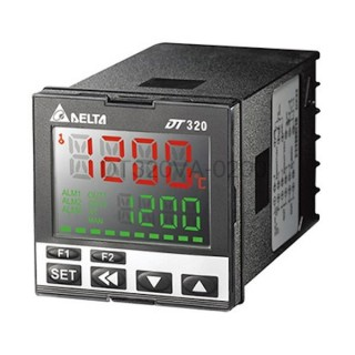 DT320VA-0200 - Regulator temperatury PID 48x48 mm Delta Electronics 100...240 VAC