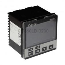 DT360LD-0200 - Regulator temperatury PID 96x96 mm Delta Electronics 24 VDC
