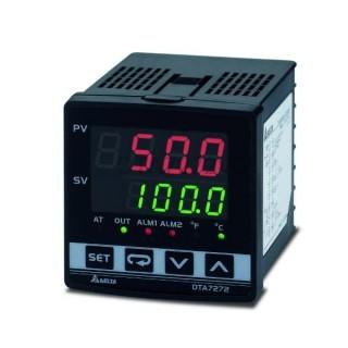Regulator temperatury PID Delta Electronics 100...240VAC DTA7272V0