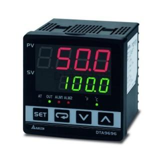 Regulator temperatury PID Delta Electronics 100...240VAC DTA9696R0