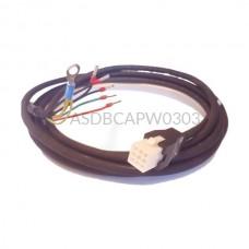 Kabel zasilający ASDBCAPW0303 Delta Electronics 3 m