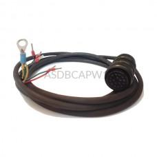 Kabel zasilający ASDBCAPW1303 Delta Electronics 3 m