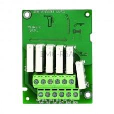Karta 6 wyjść przekaźnikowych EMC-R6AA Delta Electronics