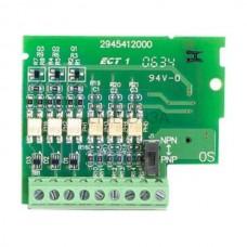 Karta 3 wejść i 3 wyjść cyfrowych EME-D33A Delta Electronics