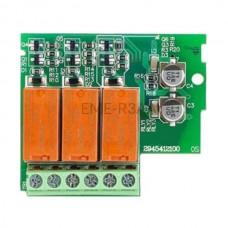 Karta 3 wyjść przekaźnikowych EME-R3AA Delta Electronics