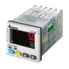 Delta Electronics CTA4000A 100...240V AC licznik impulsów, przekaźnik czasowy, tachometr
