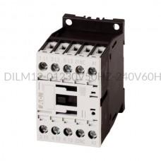 Stycznik DILM12-01(230V50HZ,240V60HZ) 5,5 kW 3P 230V AC 0Z 1R Eaton 276865