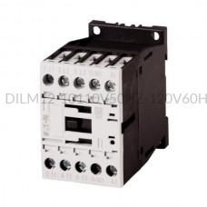 Stycznik DILM12-10(110V50HZ,120V60HZ) 5,5 kW 3P 110V AC 1Z 0R Eaton 276827