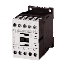 Stycznik DILM12-10(110VDC) 5,5 kW 3P 110V DC 1Z 0R Eaton 276848