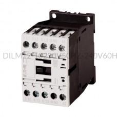 Stycznik DILM12-10(230V50HZ,240V60HZ) 5,5 kW 3P 230V AC 1Z 0R Eaton 276830