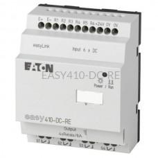 Moduł 6 wejść i 4 wyjść cyfrowych Eaton EASY410-DC-RE