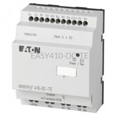 Moduł 6 wejść i 4 wyjść cyfrowych Eaton EASY410-DC-TE