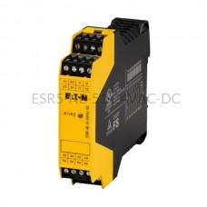 Styk przekaźnika bezpieczeństwa ESR5-NE-51-24VAC-DC Eaton