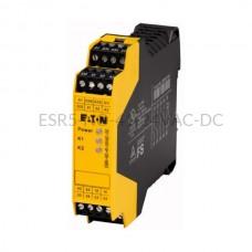 Przekaźnik bezpieczeństwa ESR5-NO-41-24VAC-DC Eaton