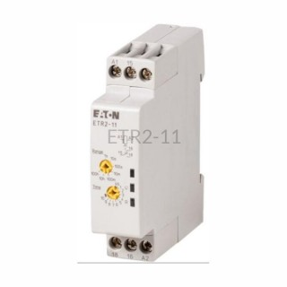 Przekaźnik czasowy Eaton ETR2-11 24...240V AC / 24...240V DC 0,05s...100h