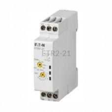 Przekaźnik czasowy Eaton ETR2-21 24...240V AC / 24...240V DC 0,05s...100h