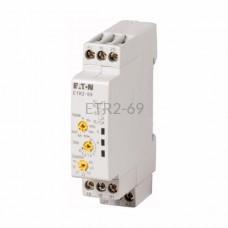 Przekaźnik czasowy Eaton ETR2-69 24...240V AC / 24...240V DC 0,05s...100h
