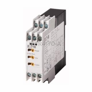Przekaźnik czasowy Eaton ETR4-70-A 24...240V AC / 24...240V DC 0,05s...100h