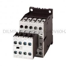 Stycznik DILM9-22(230V50HZ,240V60HZ) 4 kW 3P 230V AC 2Z 2R Eaton 106361