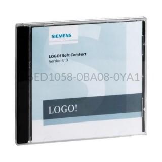 Oprogramowanie LOGO! SOFT COMFORT V8 6ED1058-0BA08-0YA1 Siemens