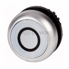 Przycisk pulpitowy biały z podświetleniem Eaton RMQ-Titan M22-DL-W-X0 216940