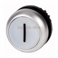 Przycisk pulpitowy biały z podświetleniem Eaton RMQ-Titan M22-DL-W-X1 216942