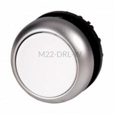 Przycisk pulpitowy biały z podświetleniem Eaton RMQ-Titan M22-DRL-W 216944