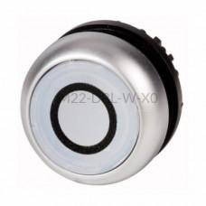 Przycisk pulpitowy biały Eaton RMQ-Titan M22-DRL-W-X0 216961