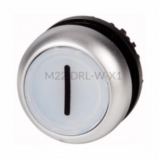 Przycisk pulpitowy biały z podświetleniem Eaton RMQ-Titan M22-DRL-W-X1 216963