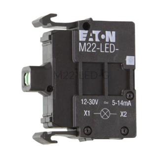 Dioda LED zielona M22-LED-G Eaton 216559