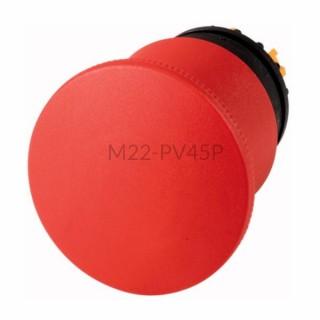 Napęd przycisku bezpieczeństwa czerwony M22-PV45P 152862 Eaton