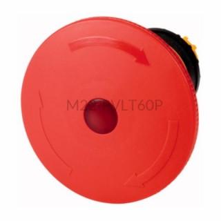 Napęd przycisku bezpieczeństwa czerwony M22-PVLT60P 121461 Eaton
