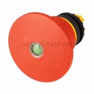 Napęd przycisku bezpieczeństwa czerwony M22-PVT45P-MPI 121463 Eaton