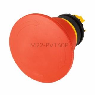 Napęd przycisku bezpieczeństwa czerwony  M22-PVT60P 121464 Eaton