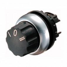 Przełącznik obrotowy M22-WR3 czarny Eaton RMQ-Titan 216863