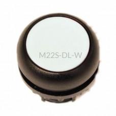 Przycisk pulpitowy biały z podświetleniem Eaton RMQ-Titan M22S-DL-W 216924