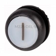 Przycisk pulpitowy biały Eaton RMQ-Titan M22S-DRL-W-X1 216964