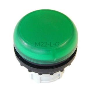 Główka lampki sygnalizacyjnej Eaton RMQ TITAN M22-L-G zielona 216773
