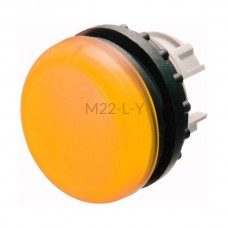 Główka lampki sygnalizacyjnej Eaton RMQ TITAN M22-L-Y żółta 216774